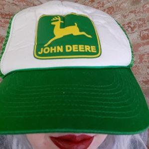Vintage John Deere Trucker Hat